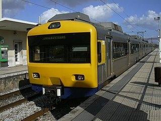 Trenes de Portugal