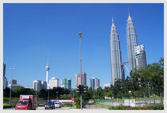 Malasya - Torres Petronas