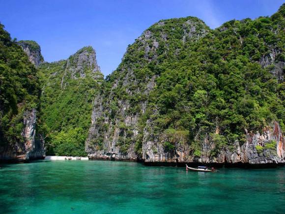 Islas Phi Phi en Tailandia, no me las quiero perder.