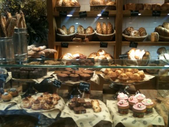 Pastas, pasteles, buñuelos... delicatessen de azúcar.