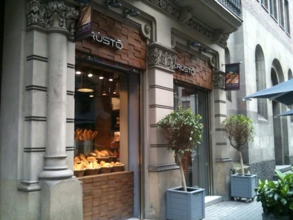 Horno Crustó, Barcelona.