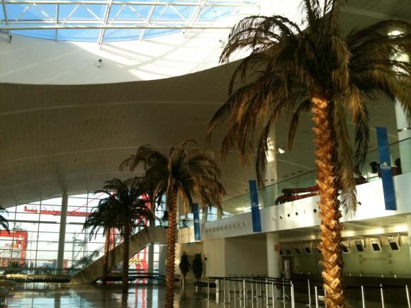 Terminal de Costa Cruceros.