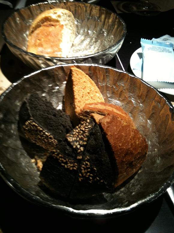 El pan con sabores.