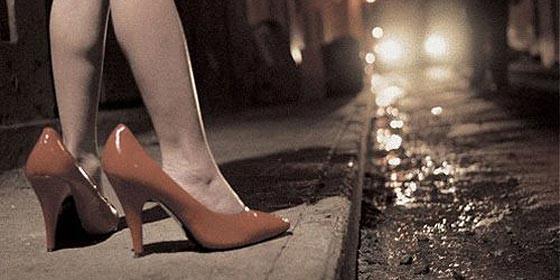 Ilustración de Amnistía internacional en contra de la prostitución infantil.
