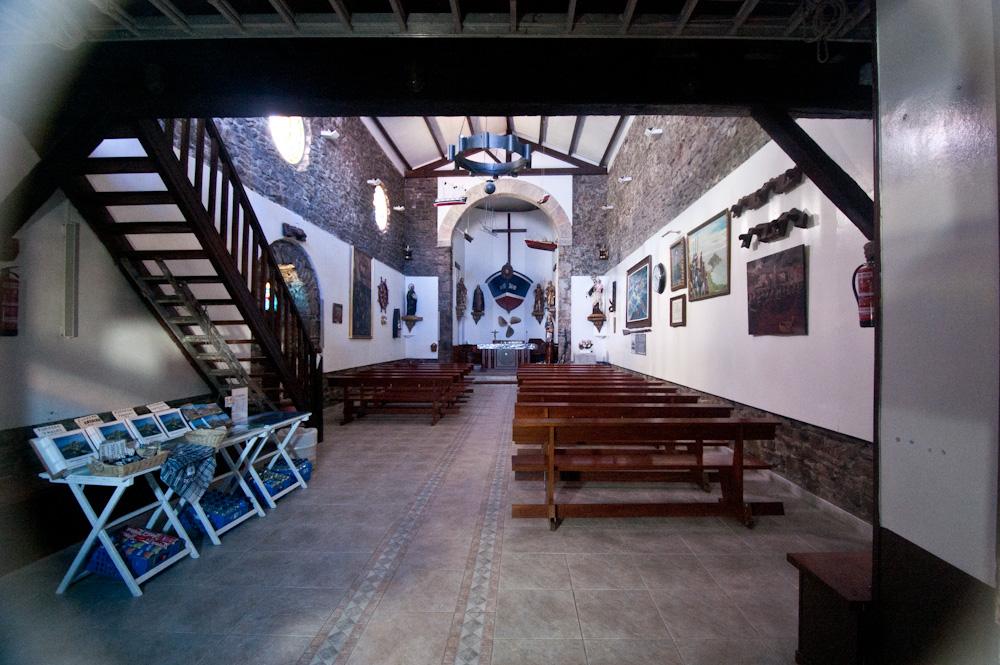 Interior de la iglesia (Foto: Fotonazos.es)