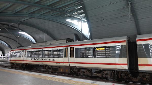 El City Train, la mejor opción para llegar al centro de Bangkok.