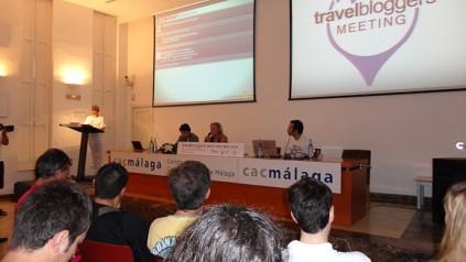 Presentación inicial del #TBMAGP de este fin de semana en Málaga.