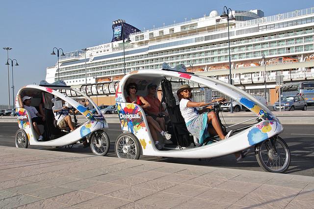 El sector cruceros es uno de los que más ha crecido en la ciudad.
