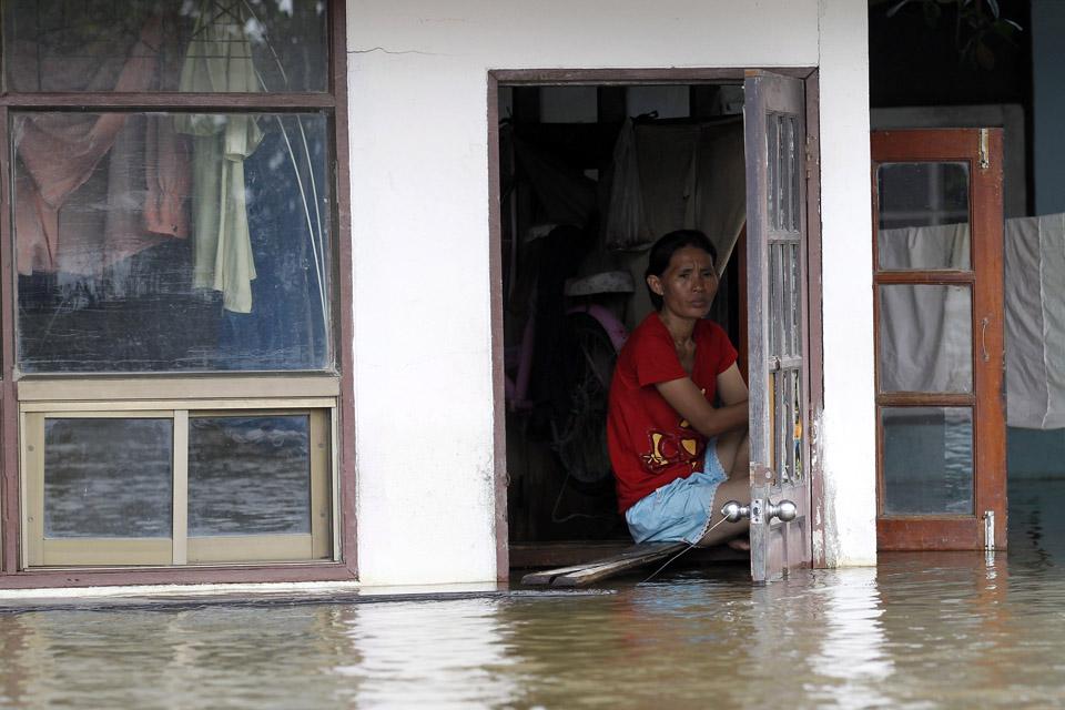 Las áreas más próximas a los ríos han sufrido más daños.