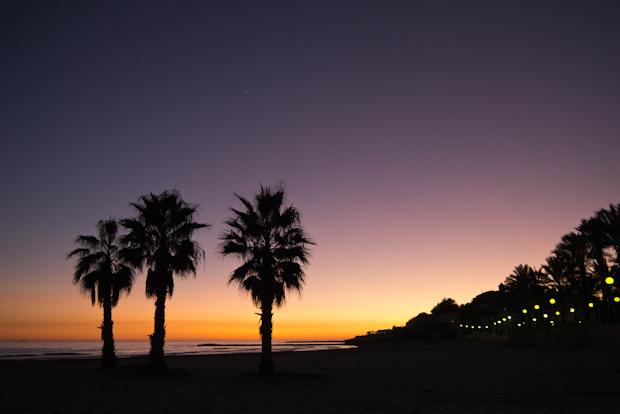 La playa de Ribes Roges que tantas veces compartimos...