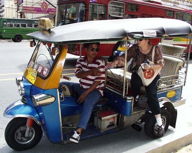 Tuk tuk (Foto:anetizer.com)