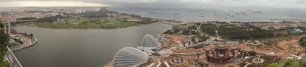 La nueva construcción formará parte del complejo Marina Bay Sands y multiplicará por 3 su superficie.