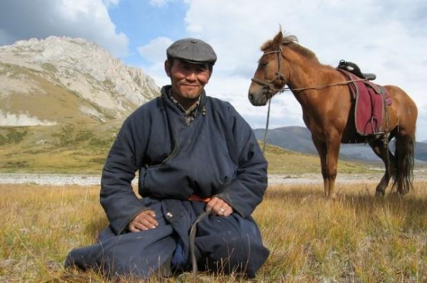 Nómada mongol