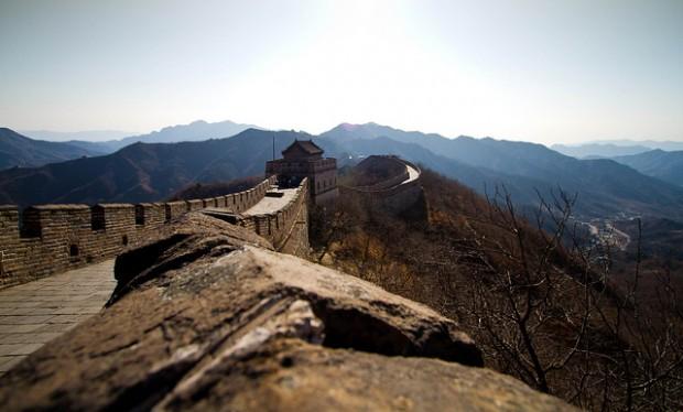Gran Muralla China (Foto: Blai Taberner)