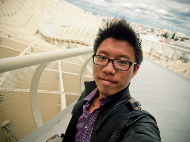 Liu Yu Cheng (Taiwan) Autor de las fotografías y arquitecto.