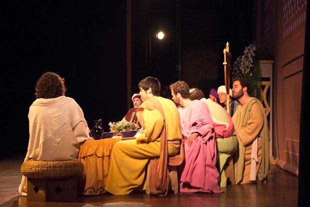 El convite del fariseo.