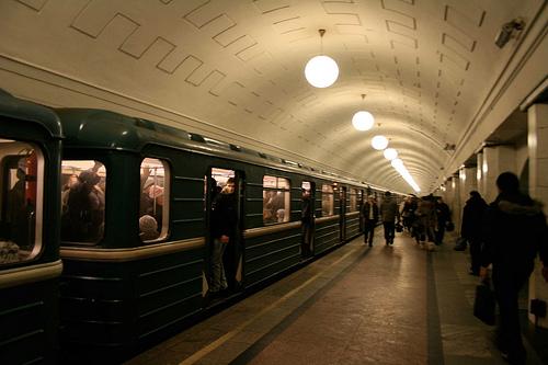 El metro de Moscú, algo que sí tengo ganas de conocer. (Foto: www.unavidaenmilviajes.com)
