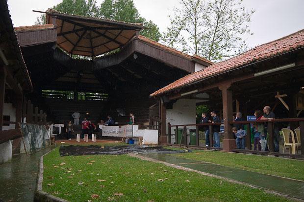 Bolera tradicional asturiana.