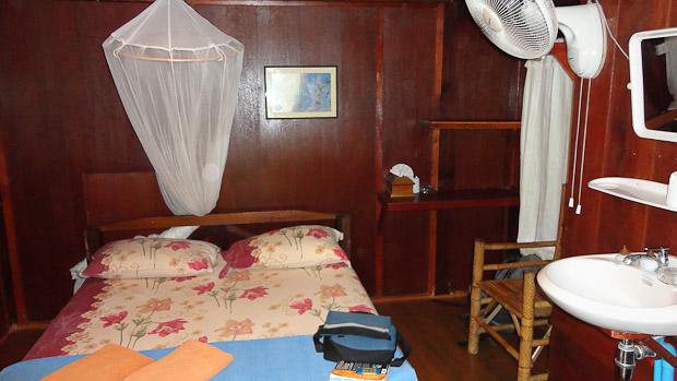 Habitación del Ya Ya Resort.