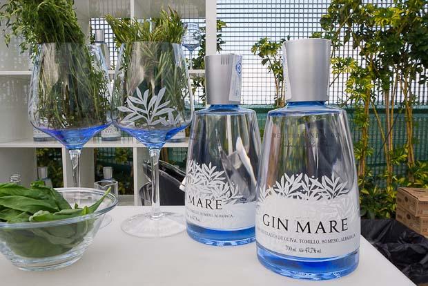 Gin Mare, un descubrimiento muy fresco y mediterráneo.