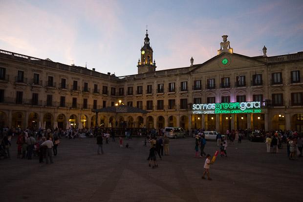 Plaza Nueva.