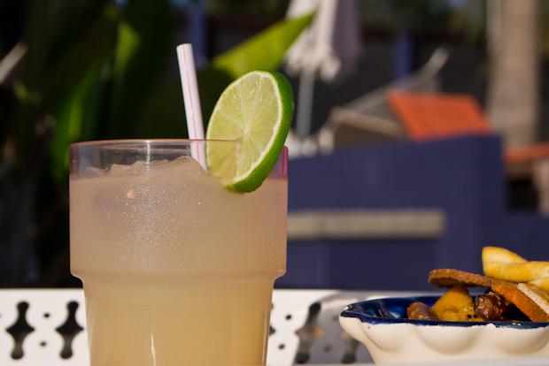 El Margarita perfecto existe, y lo hacen en The Hotelito.