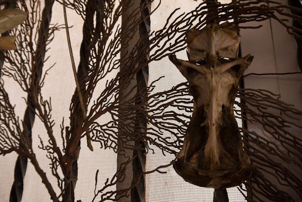 El Cristo, un hueso del esqueleto de no sé que pez...