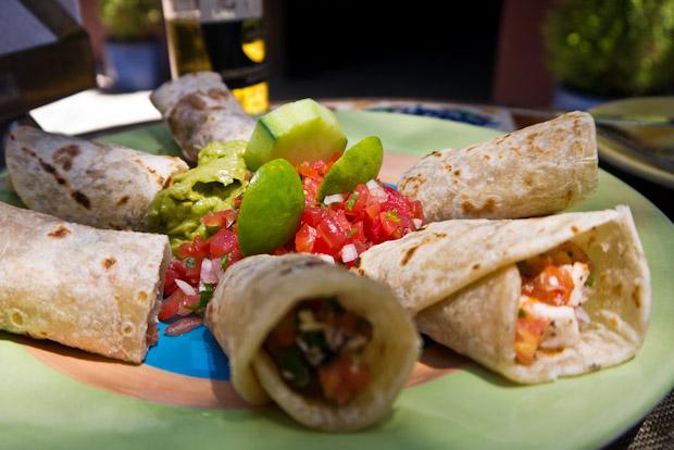 Tacos variados.