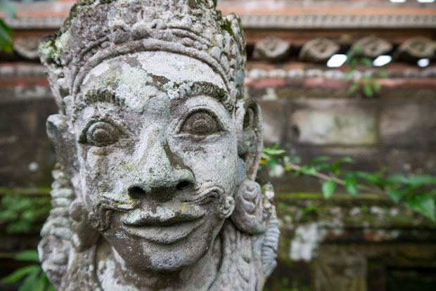 Las figuras de los dioses y los símbolos tienen una gran expresividad.