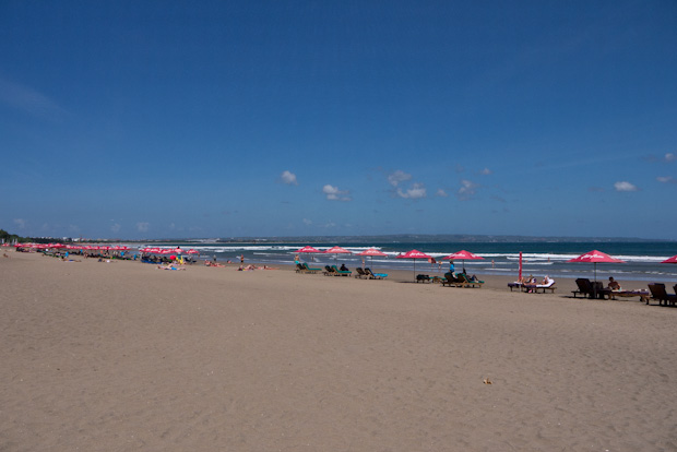 Playa de Seminyak.