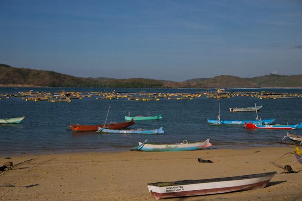 Puerto de Gerupak.