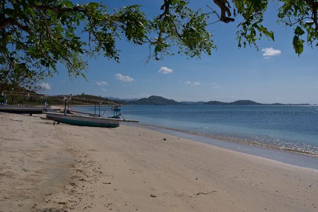 La playa del remojón.