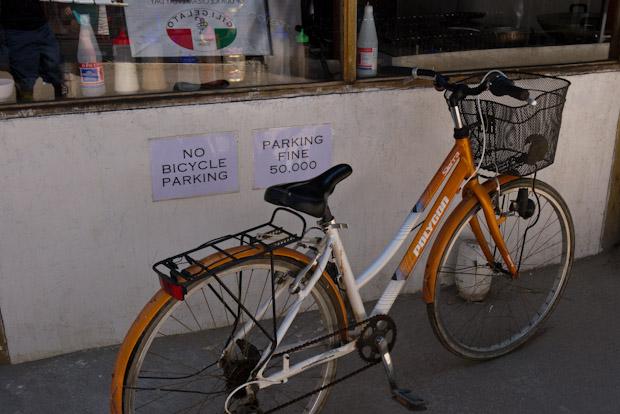 Aunque las infracciones no están exentas de multa.