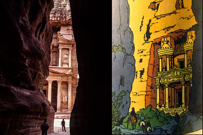 Literatura viajera que nos hizo soñar de niños. (c) Kamaleon.travel