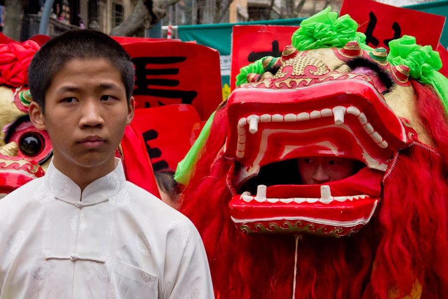 Año del caballo verde o de mandera, el año 4712 del calendario lunar.