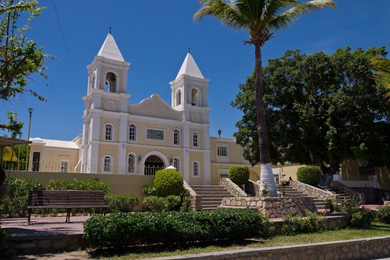 Misión de San José.