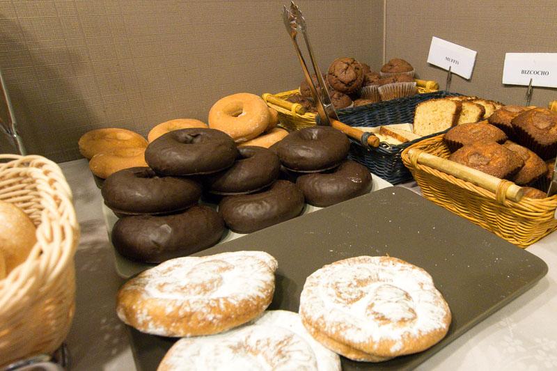 Los donuts son un peligro... Bien ricos.
