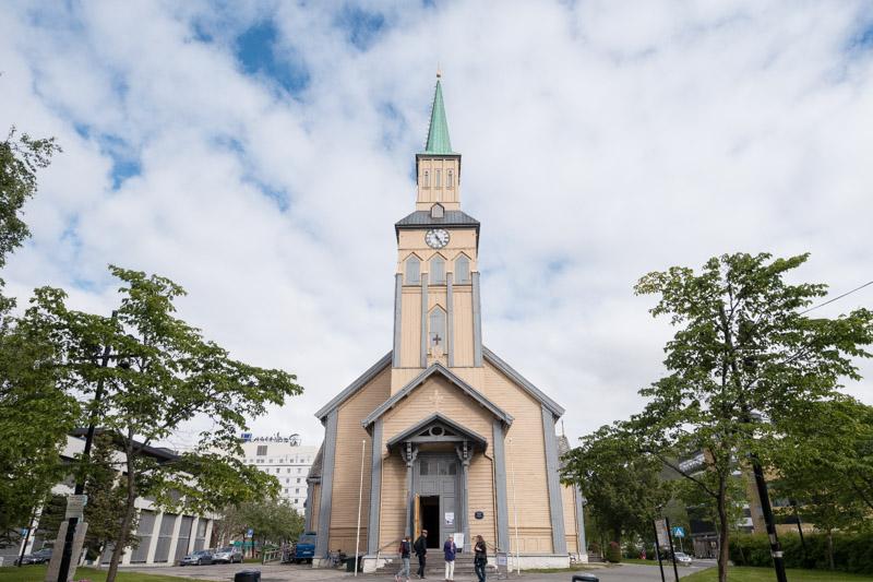 Catedral protestante.
