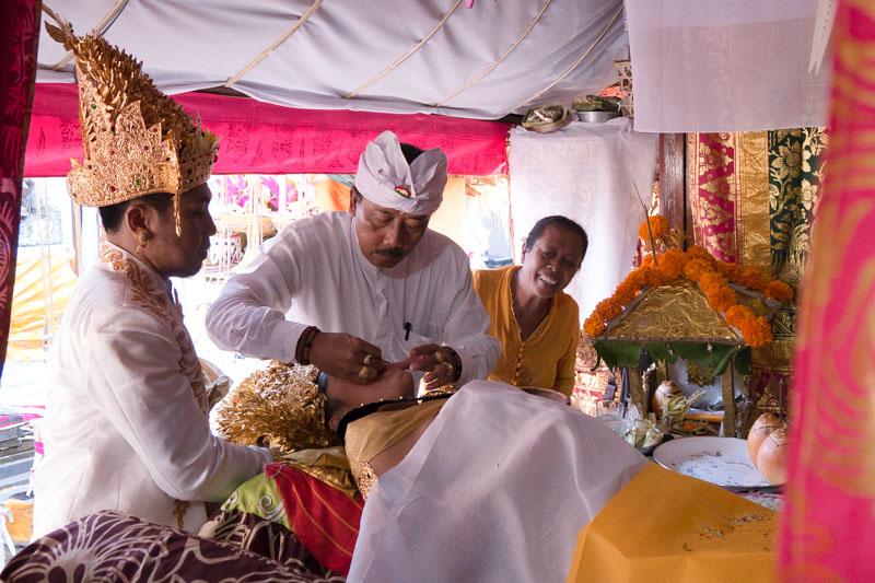 El Suddhi-Wadani, el limado de los dientes de la novia.