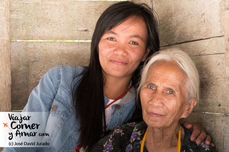 Los Toraja, siempre amables y acogedores con sus invitados.