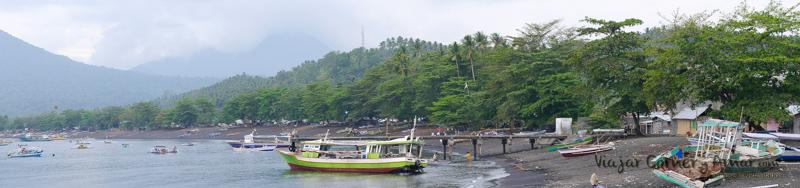 Playa de Batuputih.