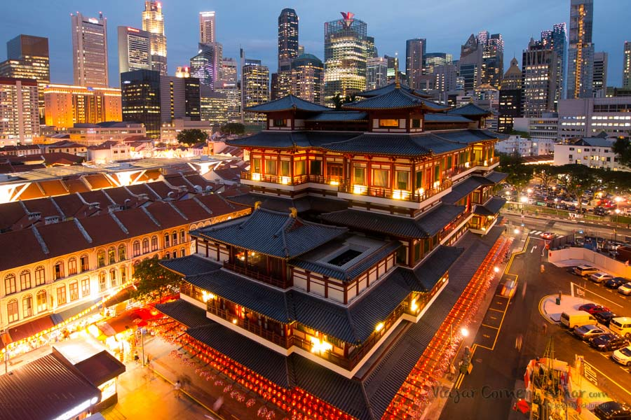 Singapur-Chinatown-Relic-Tooth-Buda-Temple-2-SG-P1390245-Viajar-Comer-Y-Amar