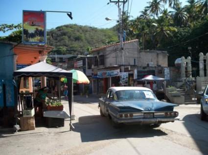 En Venezuela, los coches son de otra época.