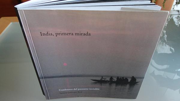 Descubrir la India a través del libro, todo una sorpresa.